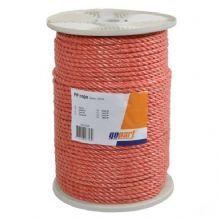 rope orange 8 mm, 220 m.
